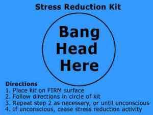 Stress Relieving Kit