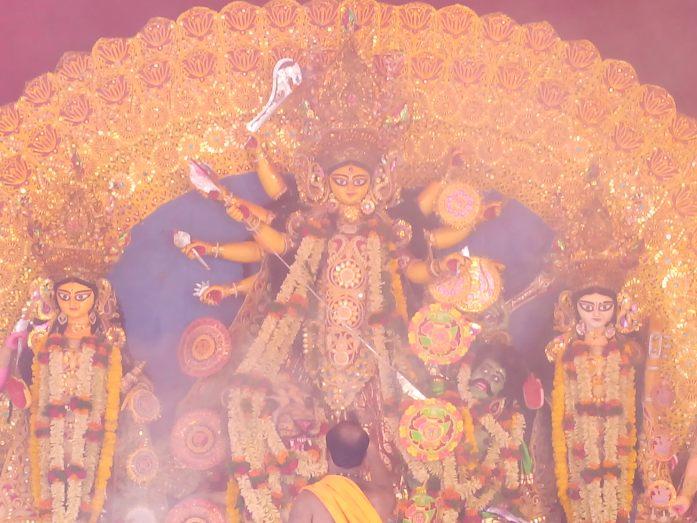 Maa Durga 'durgati-nashini'